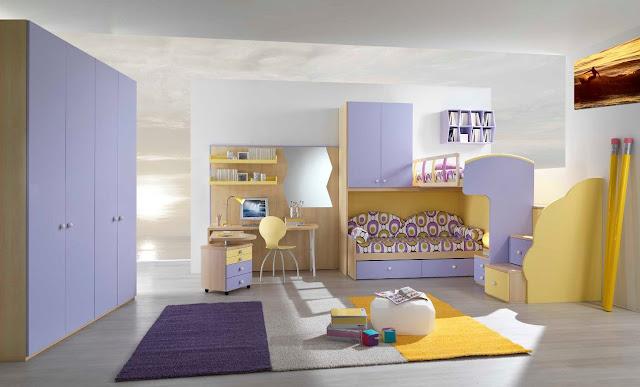 chambre de petite fille alors non je n ai pas de petite fille et non terrasse en bois. Black Bedroom Furniture Sets. Home Design Ideas