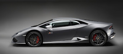 Lamborghini Huracan Avio Side profile picture