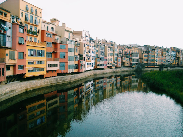 Girona España Cataluña Viajes
