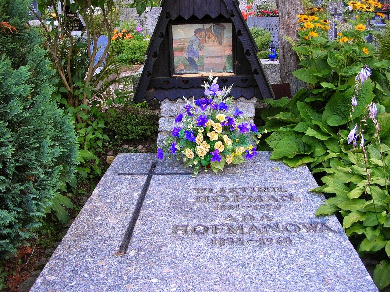 cmentarz w Szklarskiej Porębie