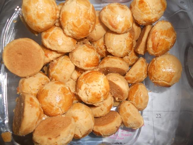 resipi biskut kacang mazola resepi bergambar Resepi Biskut Semperit Sedap dan Rangup Enak dan Mudah