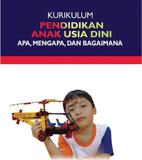 Buku Kurikulum 2013 Pendidikan Anak Usia Dini (PAUD)