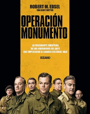 Operación Monumento The Monuments Men