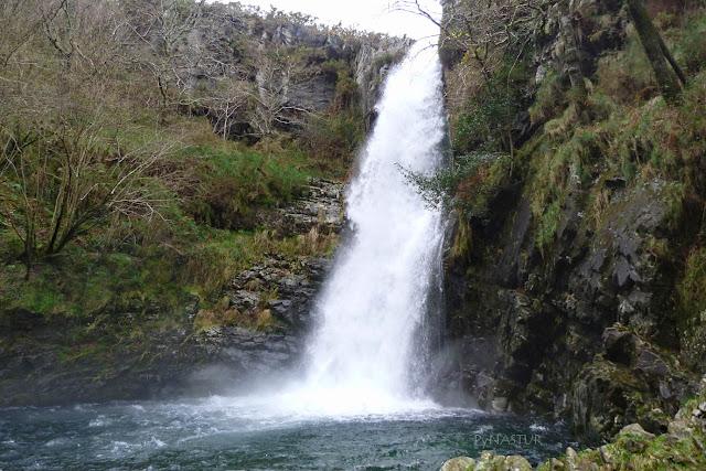 Cascada del Cioyo - Castropol