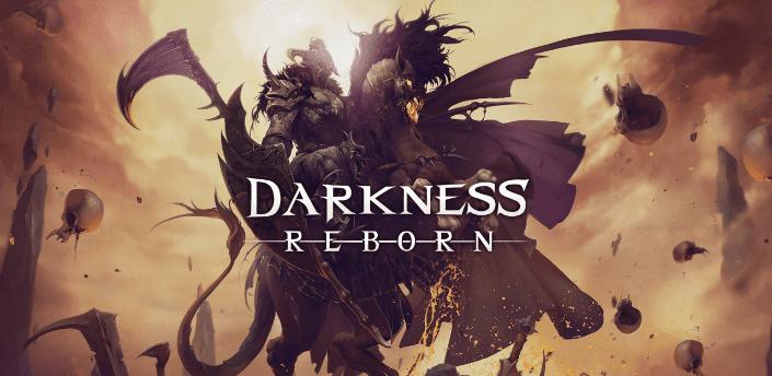 Darkness Reborn Android Hileli GOD MOD APK - androidliyim