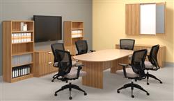 Walnut Boardroom Furniture