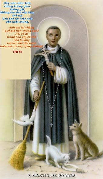 Lòng Thương Xót của Thiên Chúa biểu lộ nơi cuộc đời thánh Martino