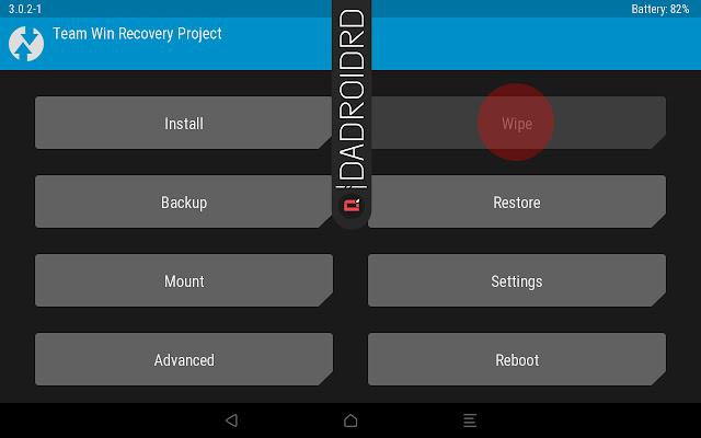 Cara Atasi Bootloop Android dengan TWRP, Pakai TWRP Android untuk atasi Bootloop