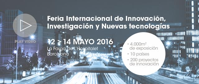 Daré una nueva charla sobre la industria de los #drones en @InnovaBarcelona el 12 de mayo