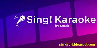 cara download rekaman smule ke HP android