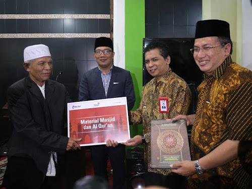 Peluncuran Alquran digital Bandung
