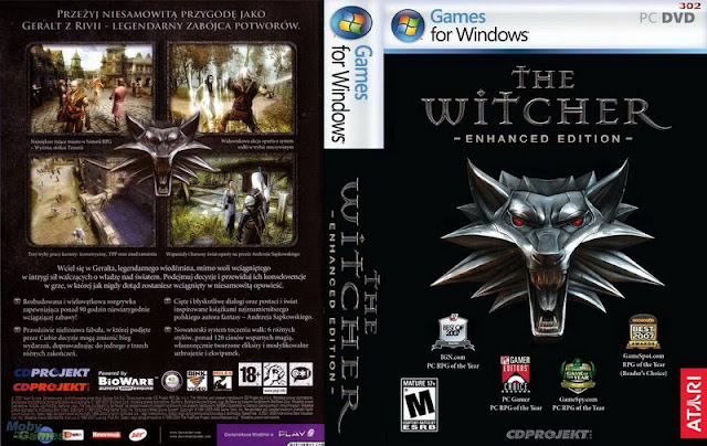 The Witcher: Enchanted Edition