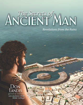 Secrets of Ancient man, Ancient man, rebellion, ruins, cover