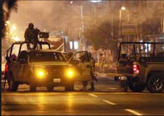 ENFRENTAMIENTO de SEDENA y Sicarios en JesúsCarranza, Veracruz: 2 ABATIDOS iban a emboscarlos