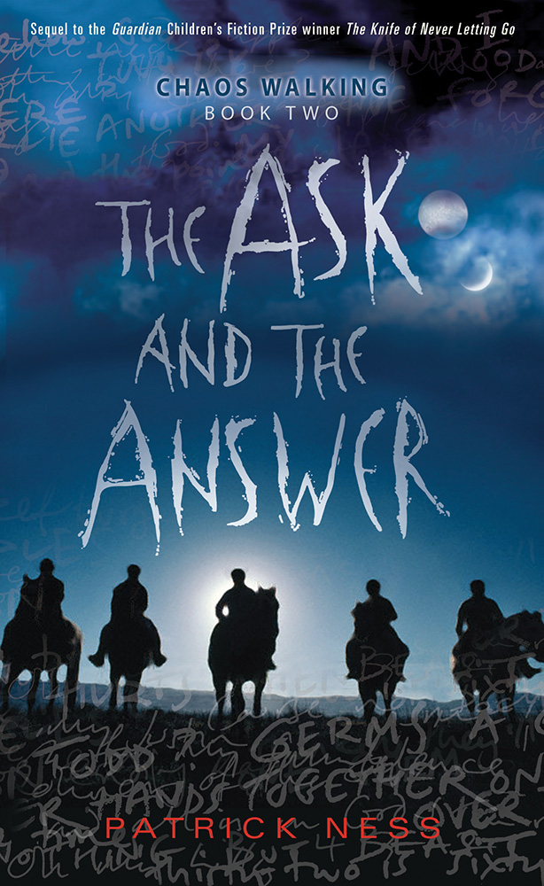 The Answer Is The Five Guardians Of The Frink Lanterns Or: You've GOTTA Read This!: The Ask And The Answer