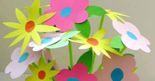 comment fabriquer une fleur en papier comment a marche. Black Bedroom Furniture Sets. Home Design Ideas