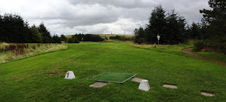 Bishops Park Pitch & Putt course in Oldham