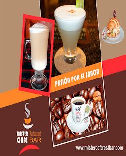 Mister Café – Restaurante Bar