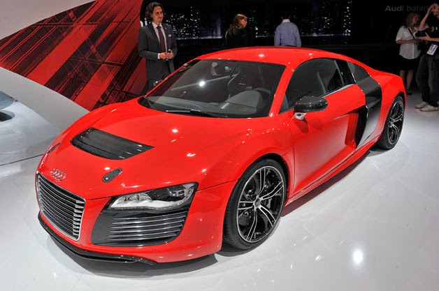 Iron Man car, the Audi R8 Priced From USD 2.3 Billion