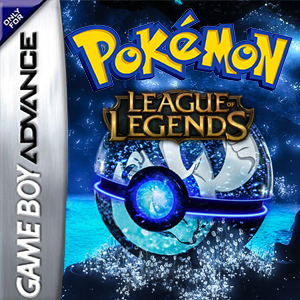 Pokemon League of Legends gba