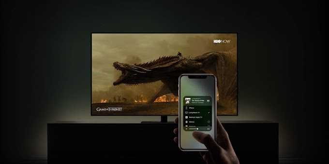 Apple AirPlay comes to smart TVs with lock screen controls, Siri and more