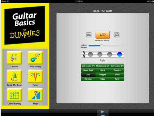 5 ipad apps to teach and learn guitar on ipad educational technology and mobile learning. Black Bedroom Furniture Sets. Home Design Ideas