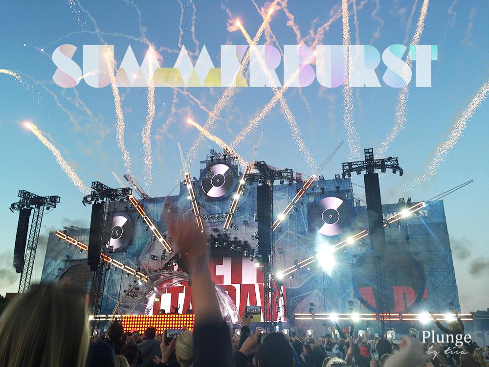 Summerburst Stockholm 2016