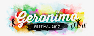 Geronimo Festival Badge