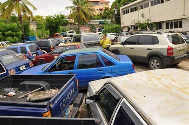 Los días y horas que más roban vehículos en República Dominicana