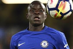 Perpanjang Kontrak, Kante Akan lebih Lama Bersama Dengan Chelsea