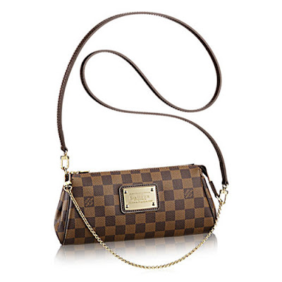 Louis Vuitton Eva Louis-Vuitton-N55213-Damier-Ebene-Eva-Clutch