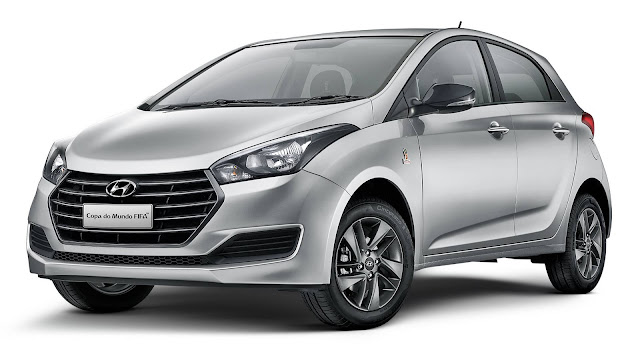 Hyundai HB20 2018 Copa