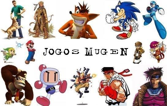jogos MUGEN banner
