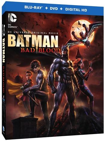 Batman Mala Sangre (2016) HD 1080p Latino