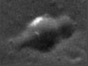 Phát hiện dấu vết UFO rơi trên bề mặt sao Thủy