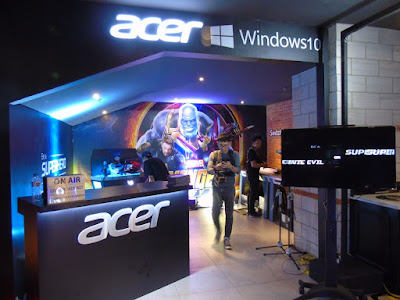 pameran laptop acer avengers infinity war