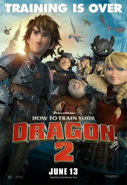 Bí Kíp Luyện Rồng 2 (thuyết minh) - How To Train Your Dragon 2