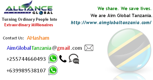 aim global tanzania office address location