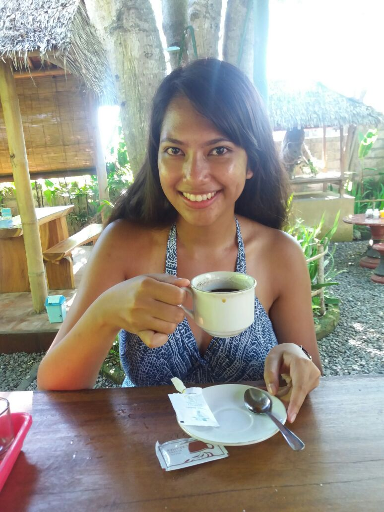 Drinking kopi luwak in Bali | Ummi Goes Where?