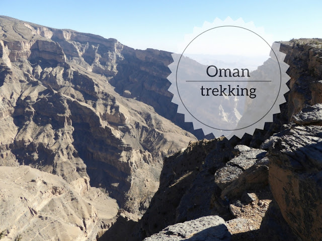 Trekking in Oman: Al Khitaym - As Sab