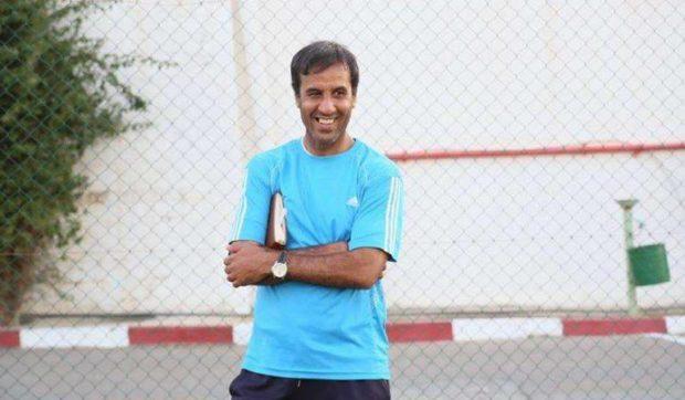 جلال الدامجة مدرب المنتخب الليبي