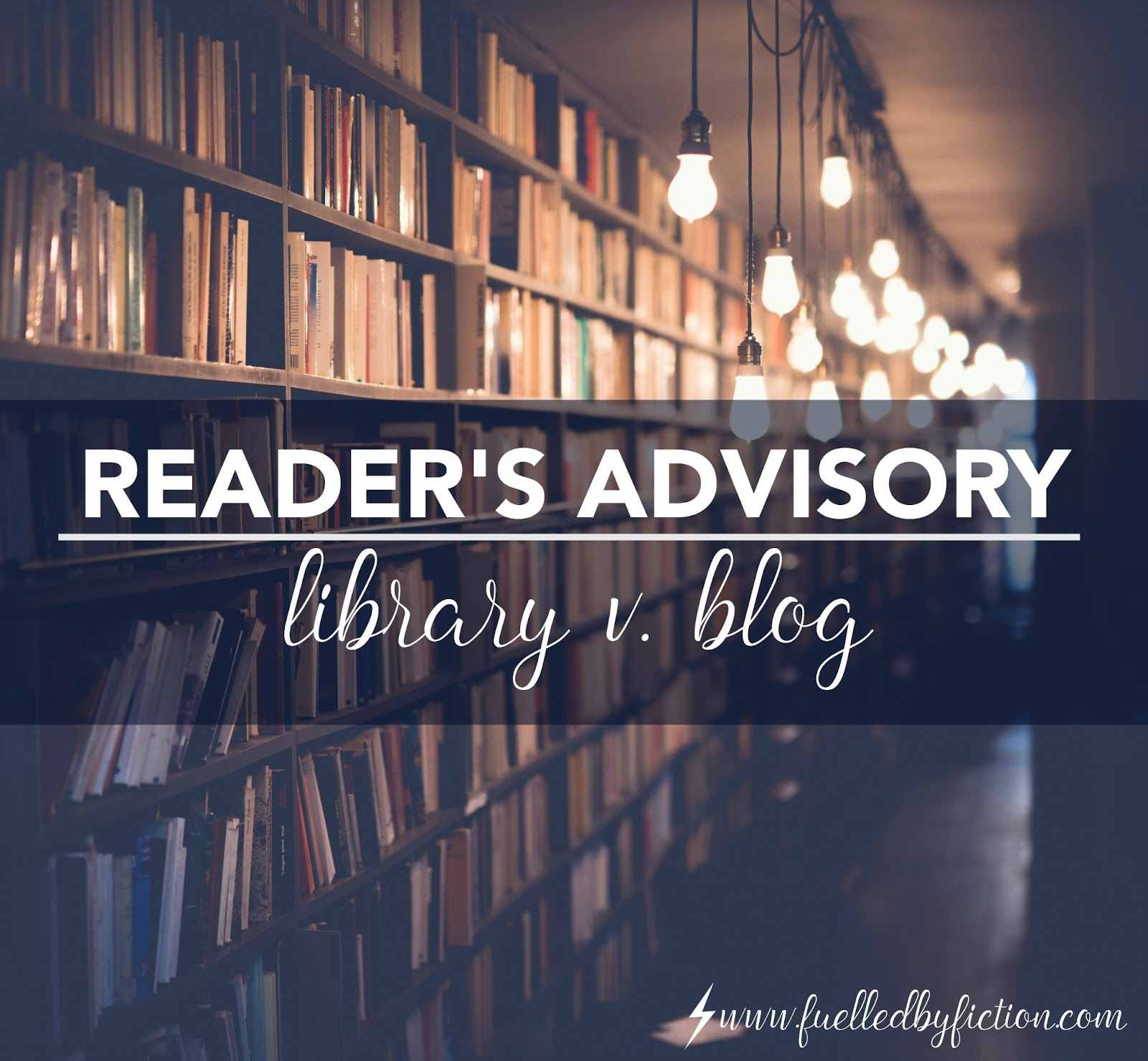 Reader's Advisory Library versus Blogging