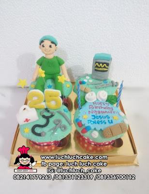 Cupcake Dokter Operasi