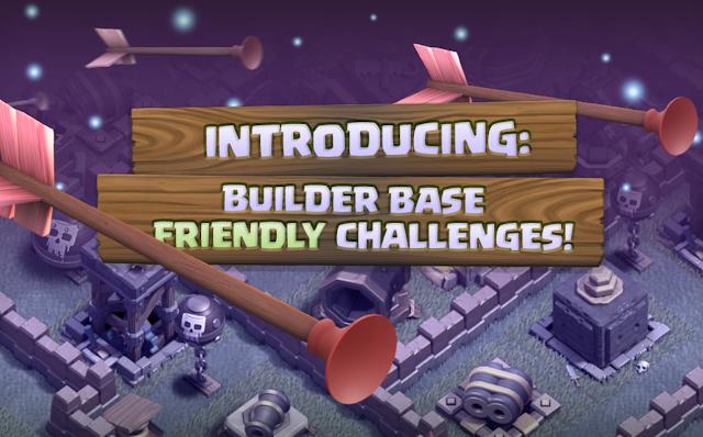 Inilho Builder Base Friendly Challenge yang Keren
