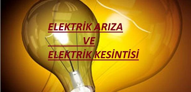 elektrik-arıza