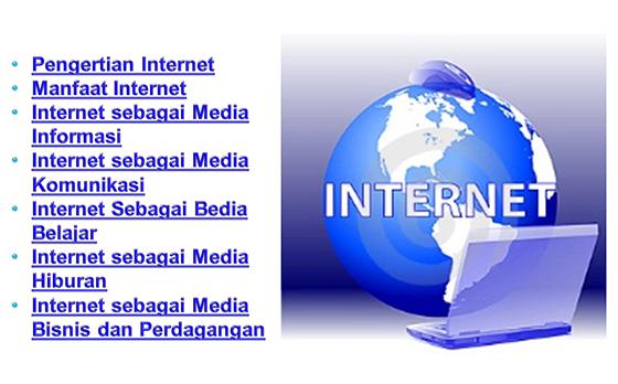 Internet dan Perangkat Pendukungnya