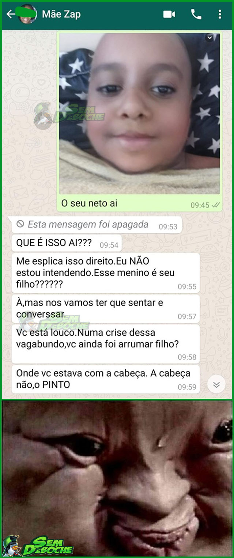 AÍ VOCÊ VAI ZOAR SUA MÃE COM FILTRO DO SNAPCHAT...