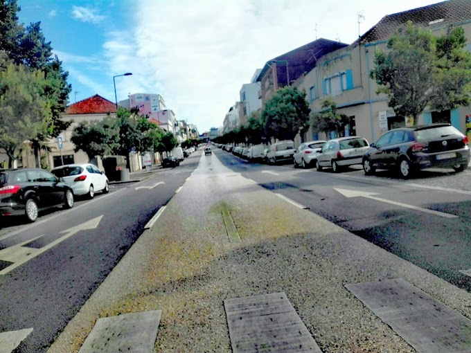 Avenida Conde de Margaride