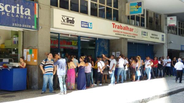 Setrab abre 1.652 vagas de emprego Com e Sem Experiência no Estado do Rio