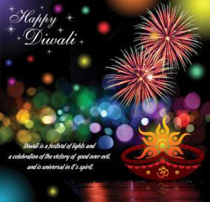 Deepavali Firecracker Image for Sharing